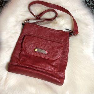 Rosetti Red Crossbody Bag